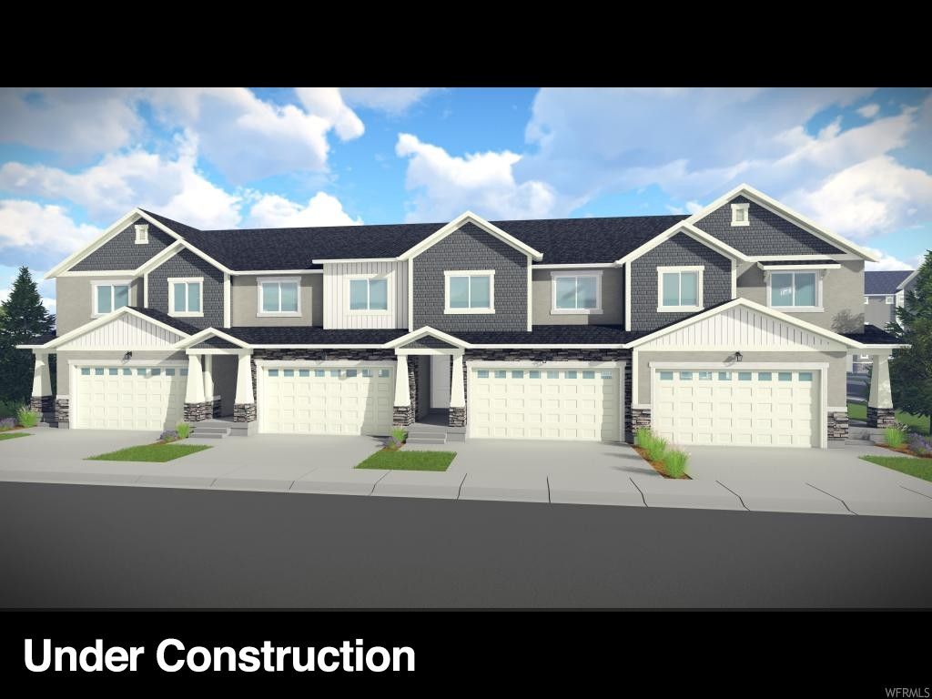 4463 W LONE SHADOW LN Unit 77, Herriman UT 84096