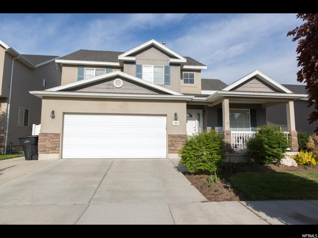 7459 S BROOK MAPLE WAY, West Jordan UT 84081