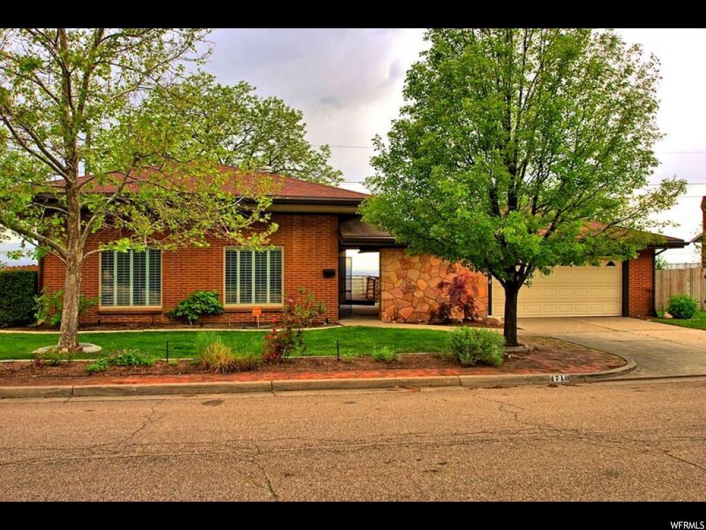 4710 S DEER CREEK RD, Salt Lake City UT 84124