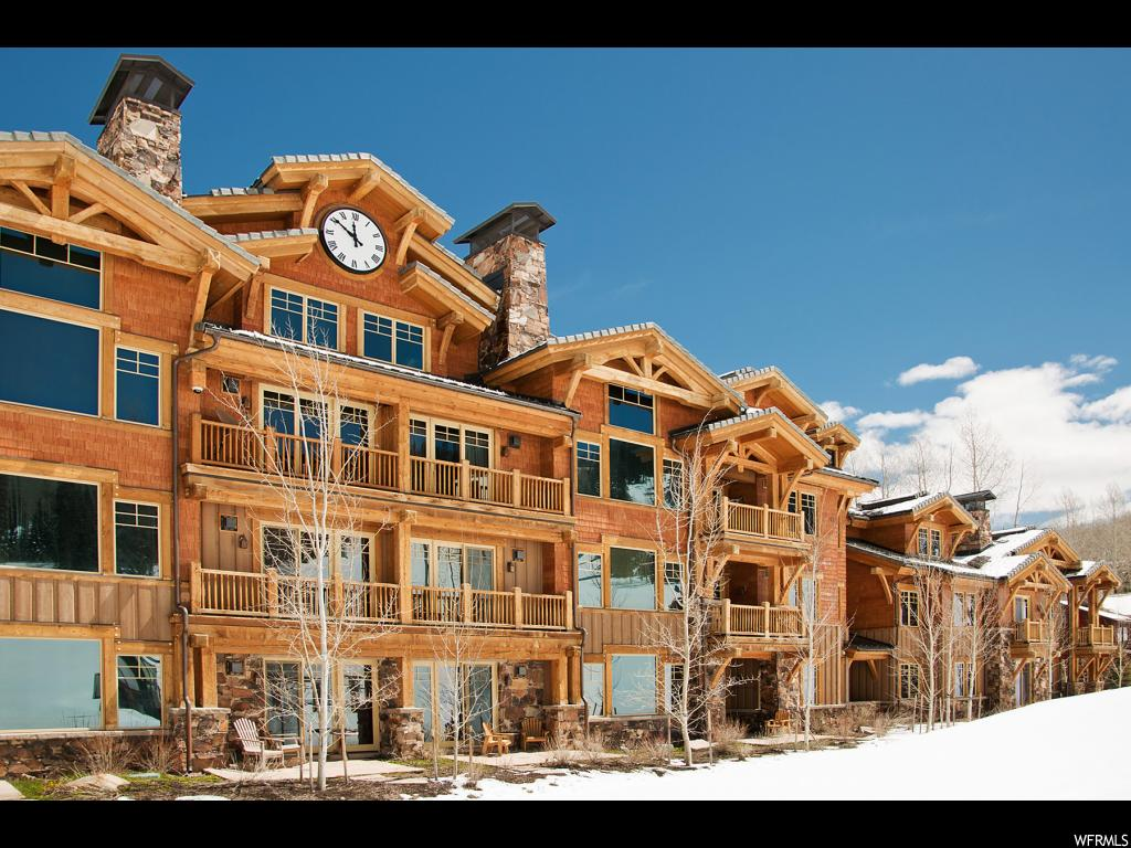 8777 N MARSAC AVE Unit 302, Park City UT 84060