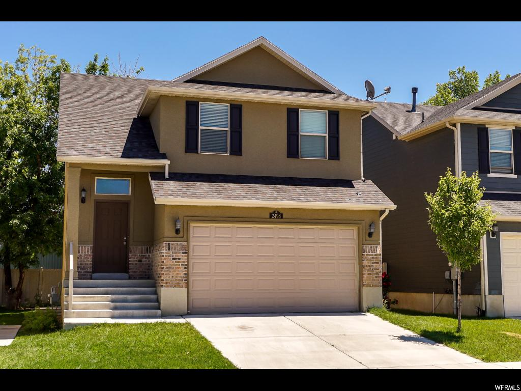 2498 S ANDOVER ST, West Haven UT 84401