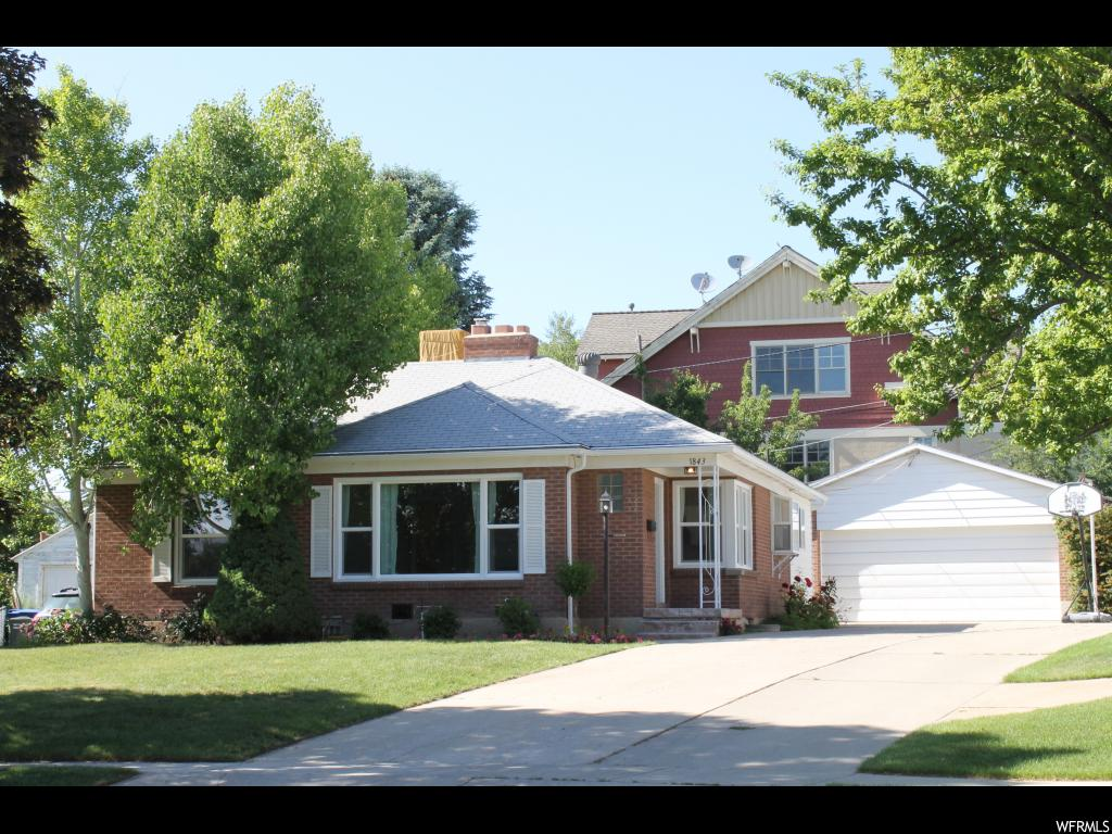 1843 S BLAINE AVE, Salt Lake City UT 84108