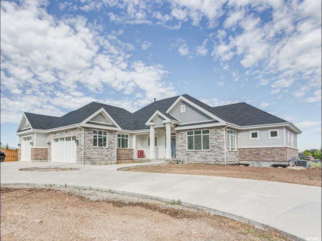 1325 N 800 E Mapleton Ut 84664 House For Sale In
