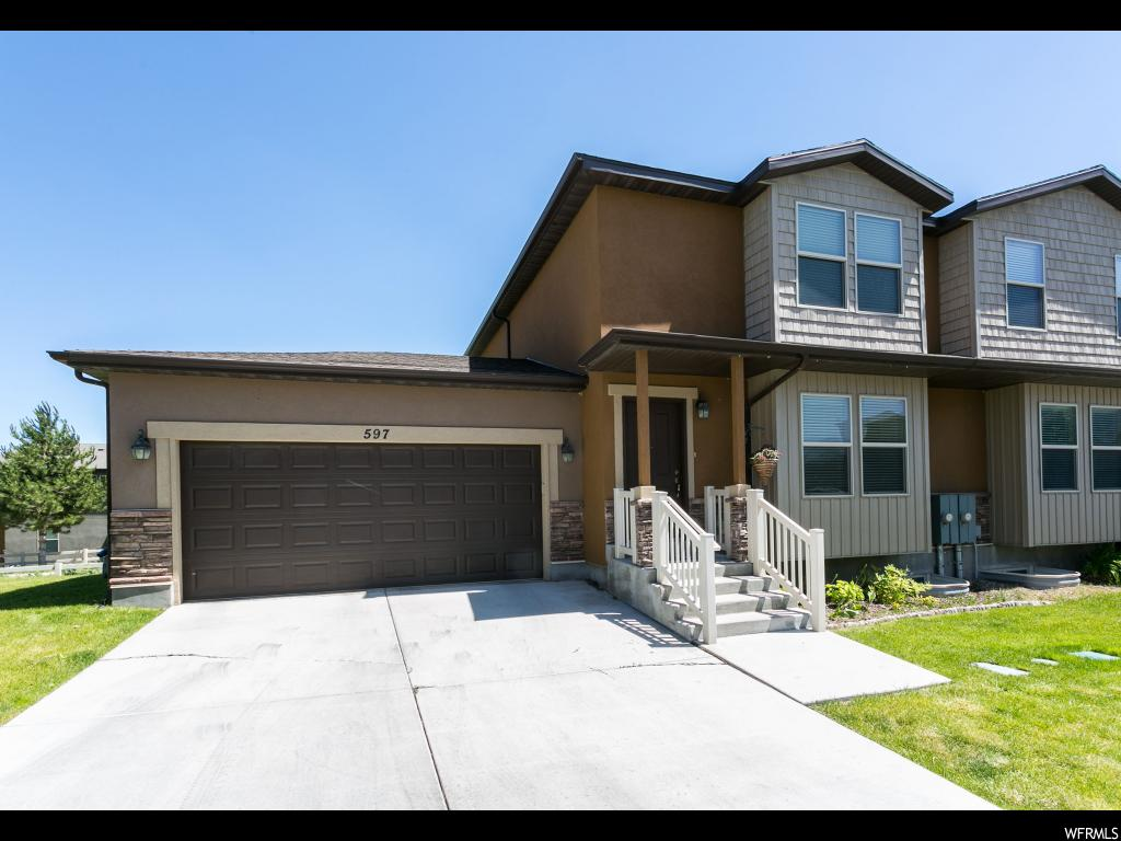 597 W GOLDENROD, Saratoga Springs UT 84045