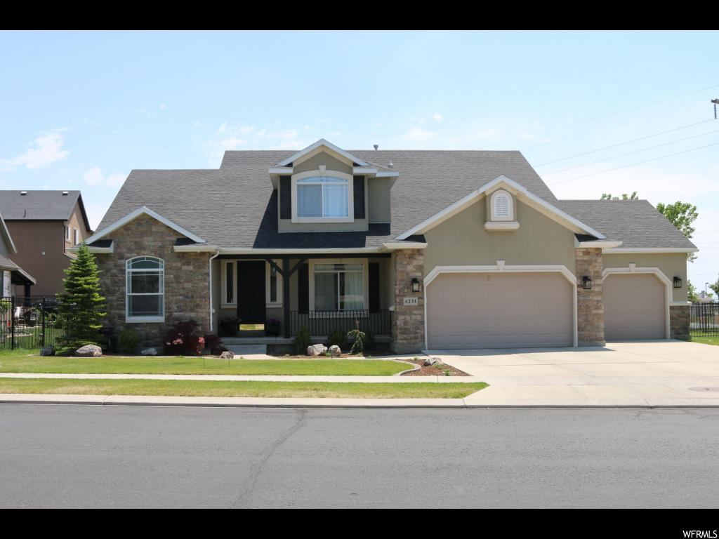 4251 W SPYGLASS, Cedar Hills UT 84062