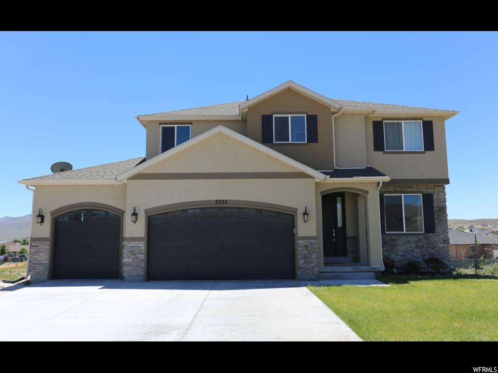 3332 E STONEBRIDGE, Eagle Mountain UT 84005