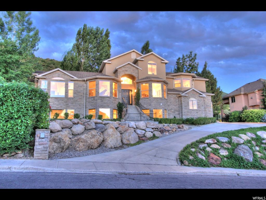6445 CREST MOUNT CIR, Salt Lake City UT 84121