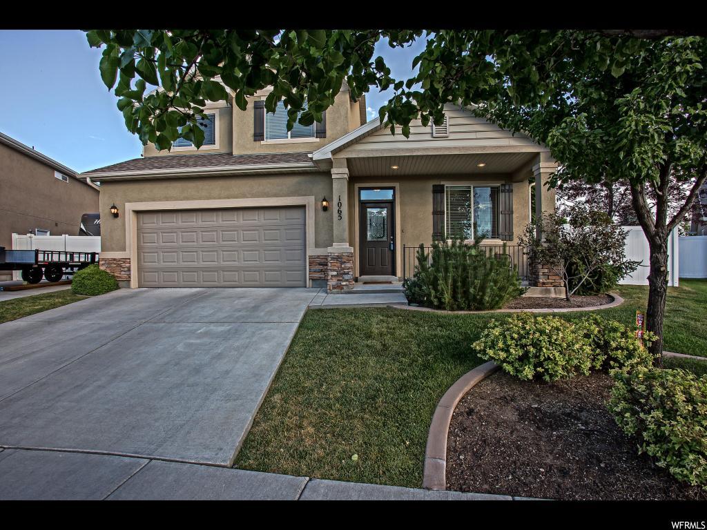 1065 W WINDSOR DR., North Salt Lake UT 84054