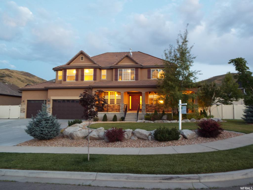6967 W COYOTE RIDGE CIR, Herriman UT 84096