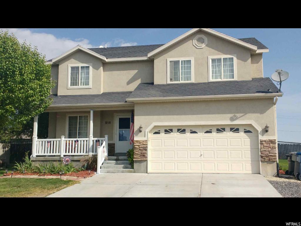 858 W RED HEN RD, Saratoga Springs UT 84045