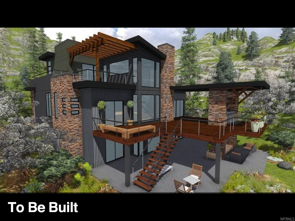 5673 e pioneer fork rd unit 60 salt lake city ut 84108 for Big two story houses