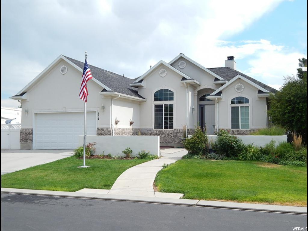 107 E AMBER RD, Saratoga Springs UT 84045