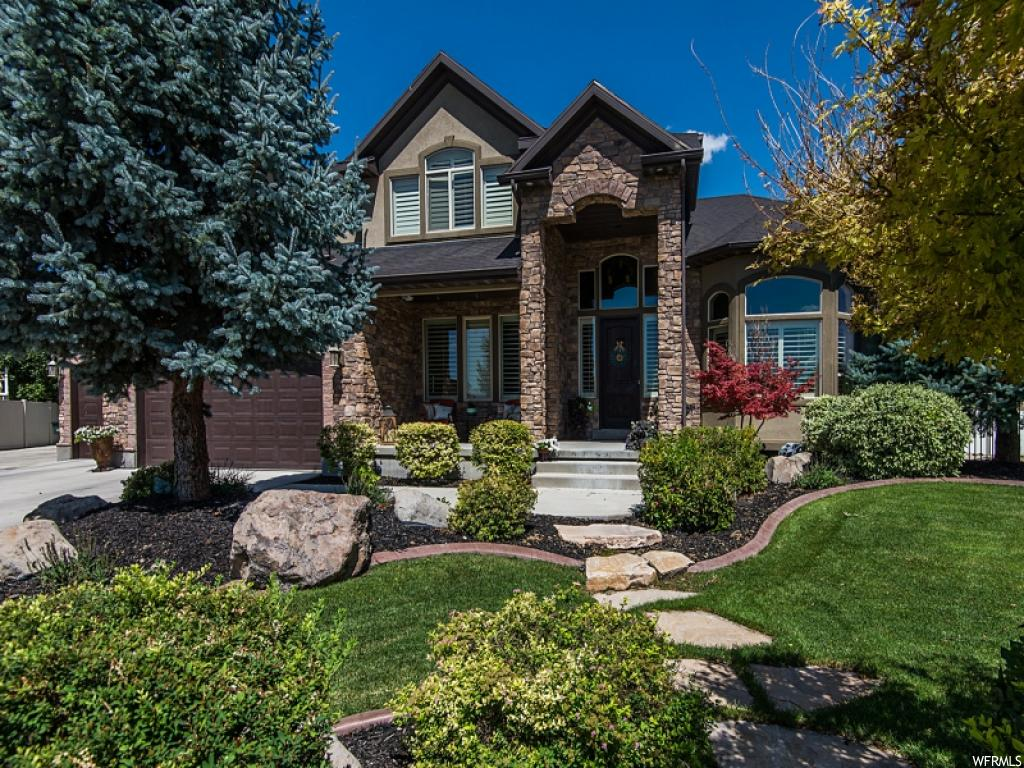 3378 W WATERBRIDGE CV, South Jordan UT 84095