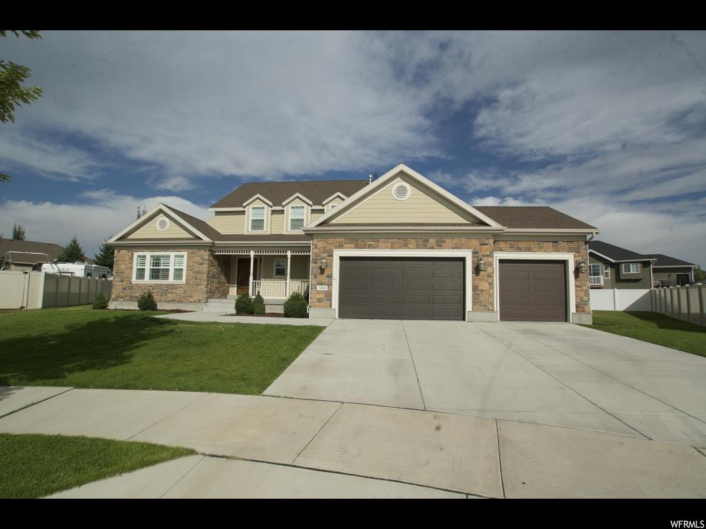 3318 W COPPER POINT CT, South Jordan UT 84095