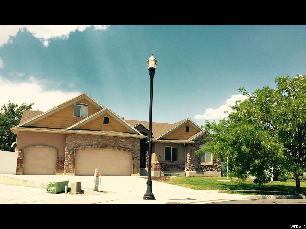 5706 W DESERT STONE CIR, South Jordan UT 84095