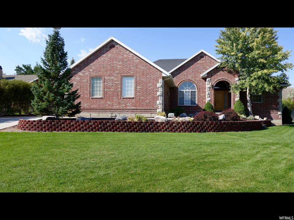 158 E COTTONWOOD LOOP, Saratoga Springs UT 84045
