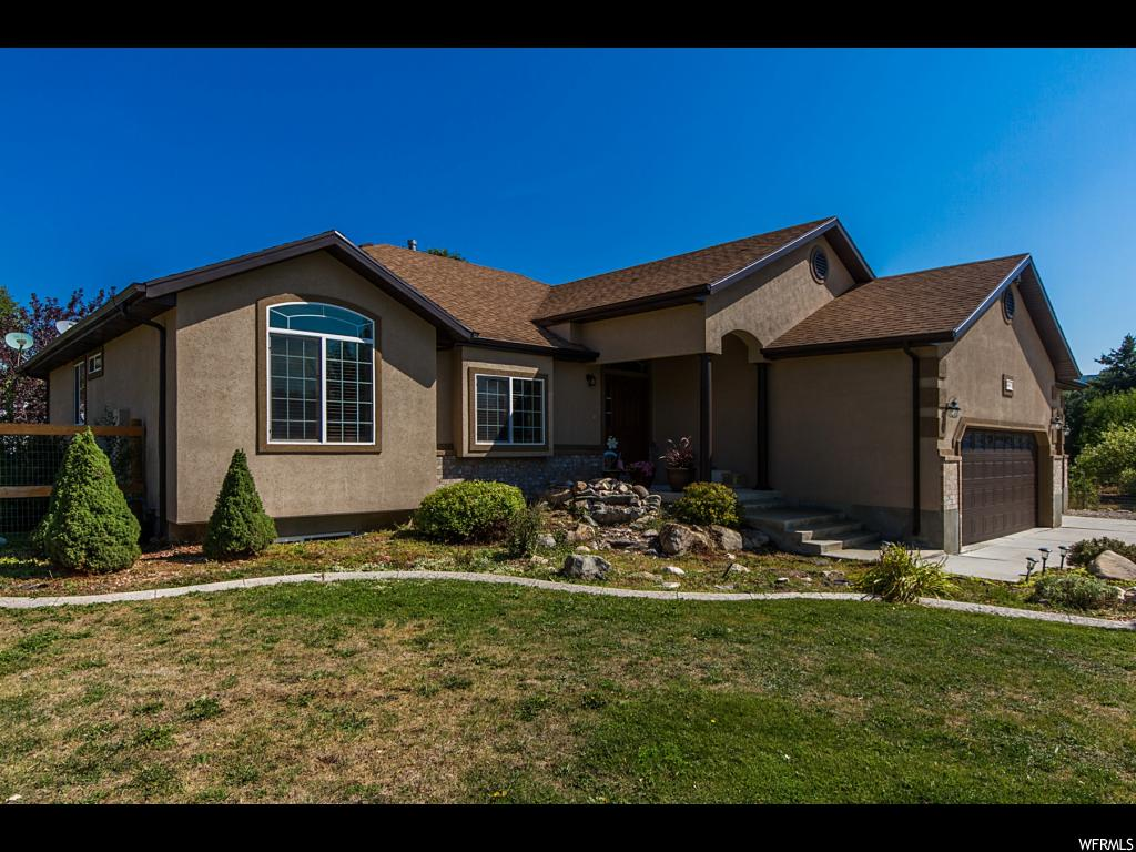 4460 W COTTONWOOD CYN, Mountain Green UT 84050