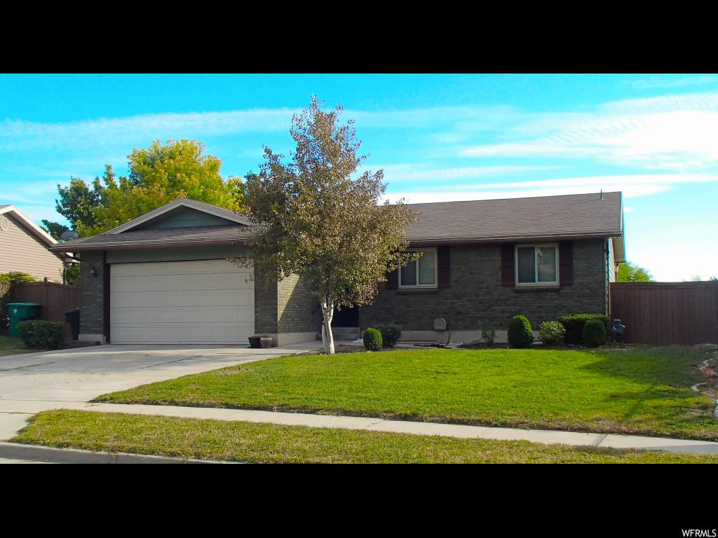 883 W RIVERBEND DR., Murray UT 84123