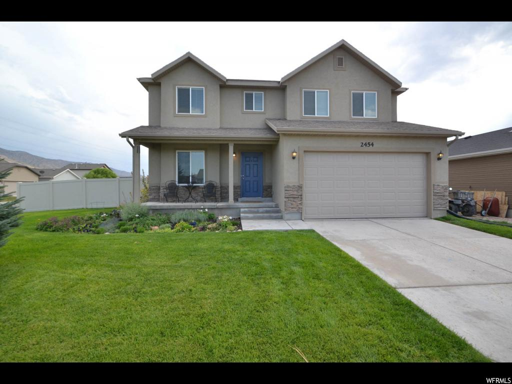 2454 E HITCHING POST DR, Eagle Mountain UT 84005