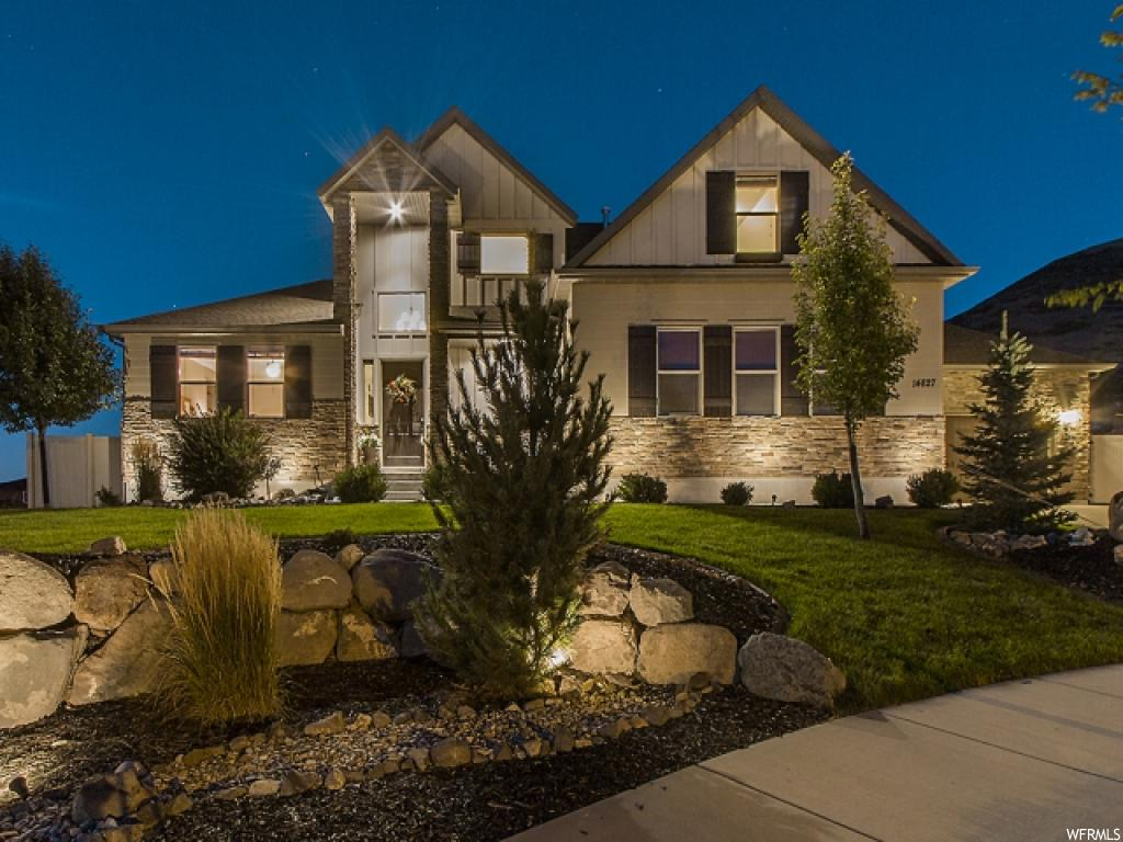 14827 S BRUSH BASIN CIR, Herriman UT 84096