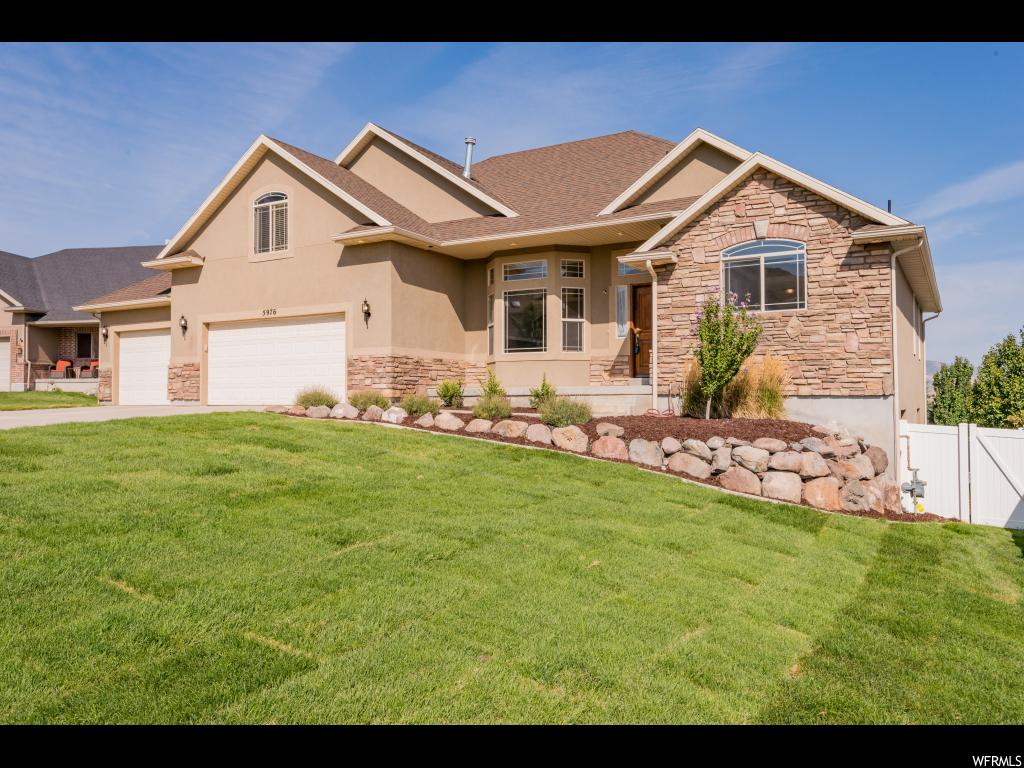 5976 W HEAVY CLOUD CIR, Herriman UT 84096