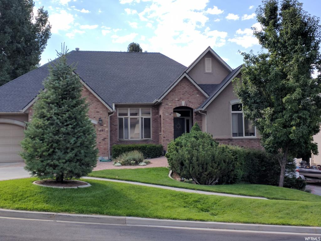 261 W HIDDEN HOLLOW DR, Orem UT 84058