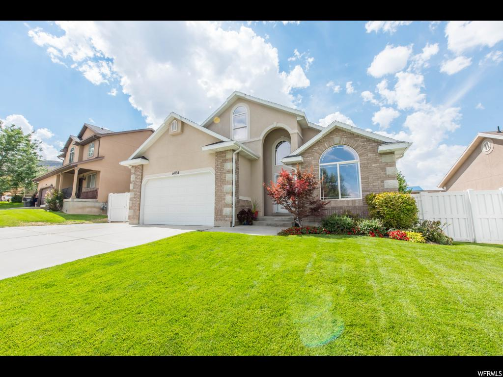 14198 S CROWN ROSE DR, Herriman UT 84096