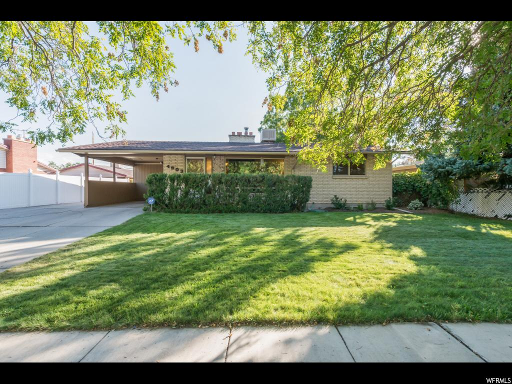 4903 W VALLEY VIEW DR., West Valley City UT 84120