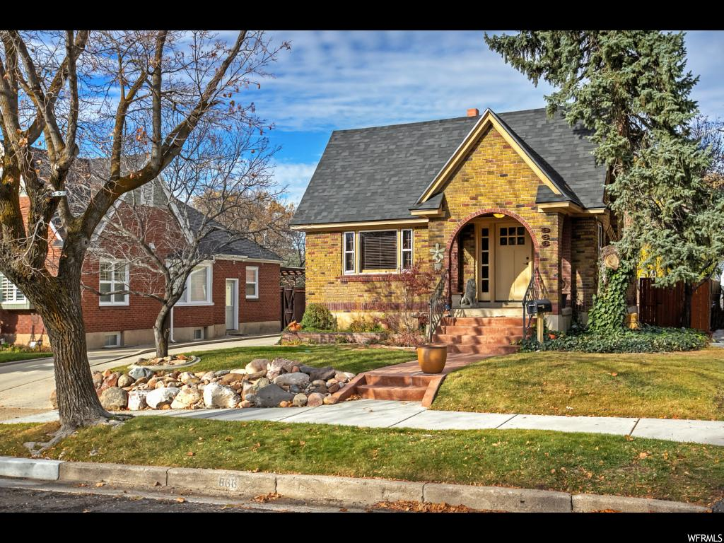 866 S AMANDA AVE, Salt Lake City UT 84105