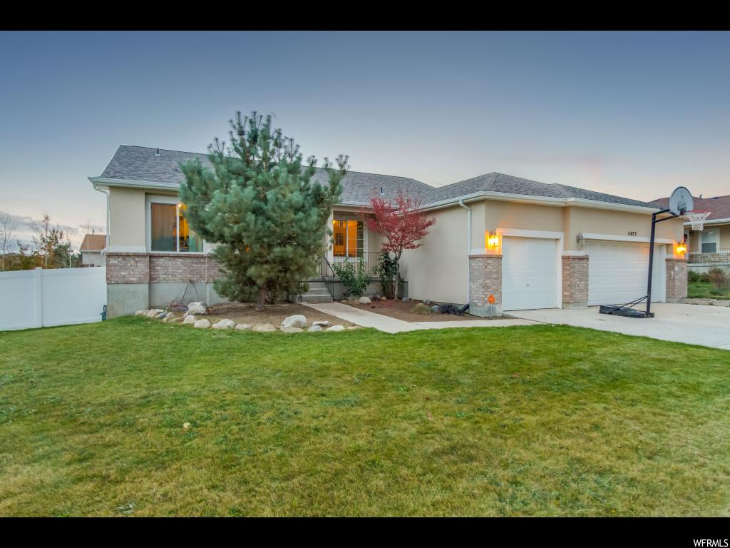 5473 W WHEATRIDGE LN, West Jordan UT 84081