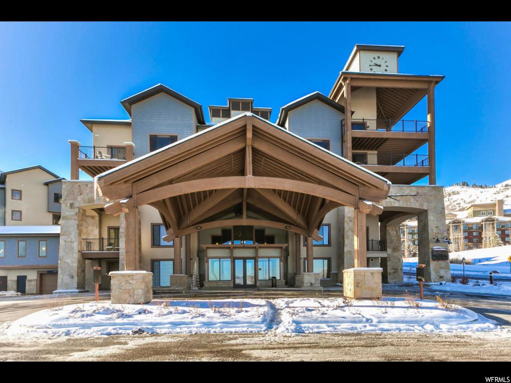 2669 CANYONS RESORT DR Unit 304A, Park City UT 84098