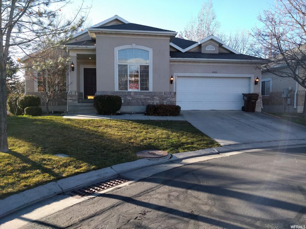 4568 S JERRIE LEE LN, Salt Lake City UT 84117