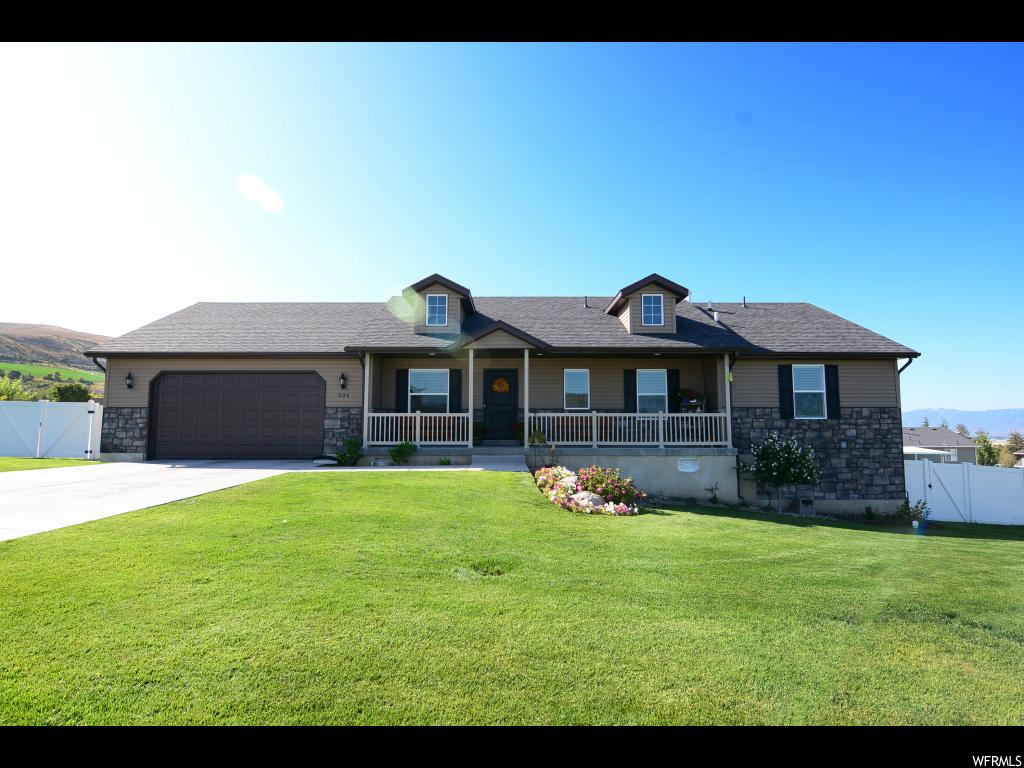 306 CHOKE CHERRY CIR, RICHMOND, UT 84333