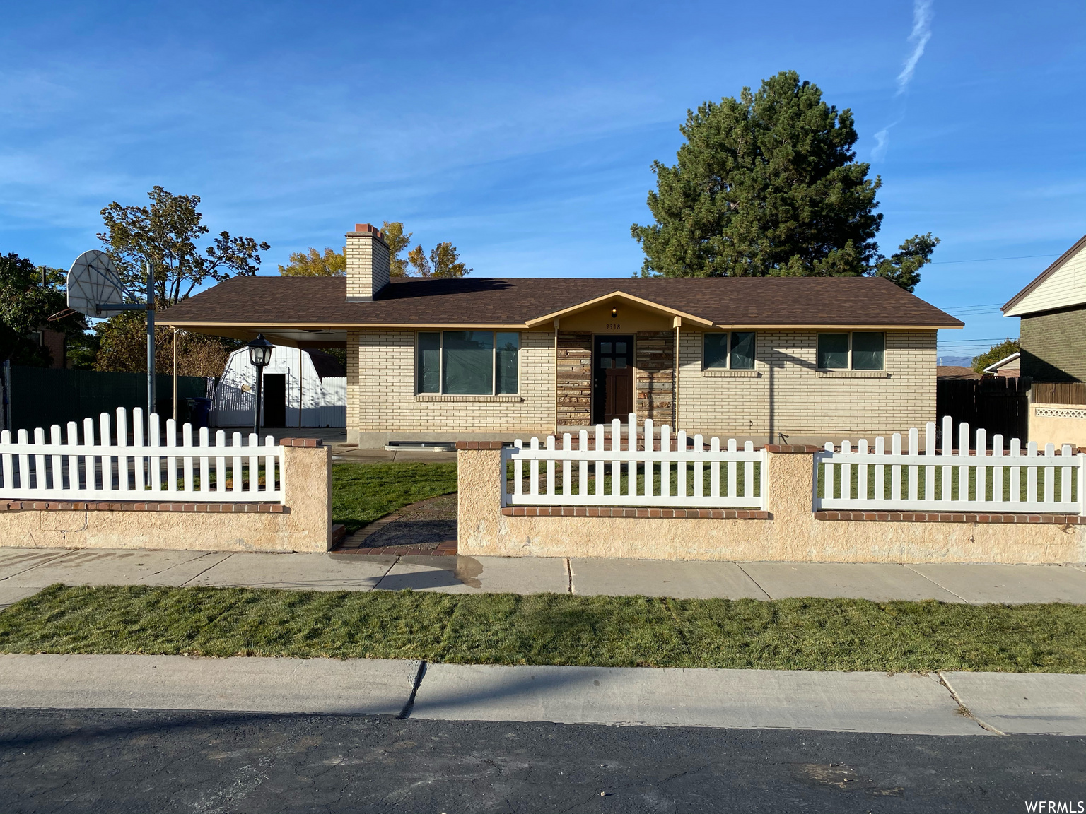 3318 W CRESTFIELD DR, West Valley City UT 84119