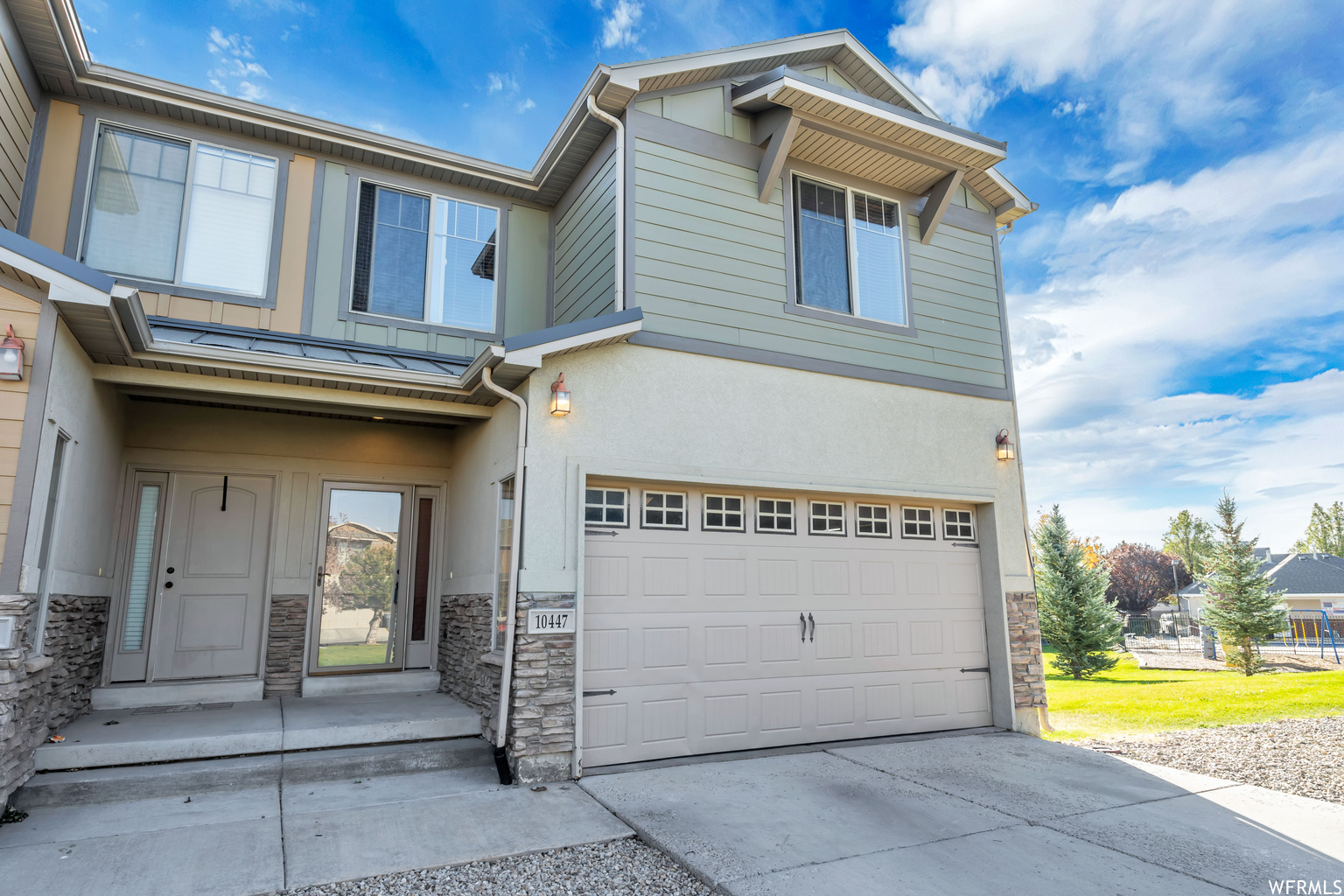 10447 S GARDEN SAGE CIR, South Jordan UT 84095