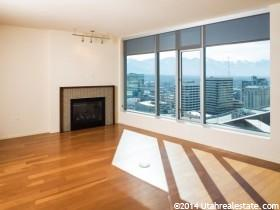 Home for sale at 35 E 100 South #1407, Salt Lake City, UT  84111. Listed at 675000 with 1 bedrooms, 2 bathrooms and 1,295 total square feet
