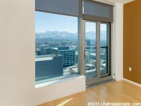 Home for sale at 35 E 100 South #1405, Salt Lake City, UT  84111. Listed at 479000 with 1 bedrooms, 2 bathrooms and 1,008 total square feet