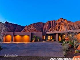 Nhà ở một gia đình vì Bán tại 1122 WINTOOK Drive Ivins, Utah 84738 Hoa Kỳ