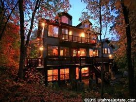 独户住宅 为 销售 在 8835 N TIMPHAVEN 圣丹斯, 犹他州 84604 美国