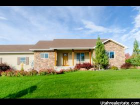 Home for sale at 563 N 160 East, Mendon, UT  84325. Listed at 349900 with 5 bedrooms, 4 bathrooms and 3,373 total square feet