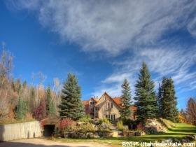 Maison unifamiliale pour l Vente à 2590 SNAKE CREEK CANYON Road Midway, Utah 84049 États-Unis