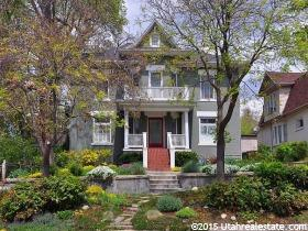 Home for sale at 965 E Second Ave, Salt Lake City, UT 84103. Listed at 899000 with 4 bedrooms, 3 bathrooms and 3,231 total square feet