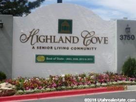 Home for sale at 1450 E Highland Cove Ln #313, Salt Lake City, UT 84106. Listed at 94900 with 2 bedrooms, 2 bathrooms and 960 total square feet