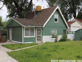 Home for sale at 518 E 3745 South, Salt Lake City, UT 84106. Listed at 135000 with 2 bedrooms, 1 bathrooms and 1,435 total square feet