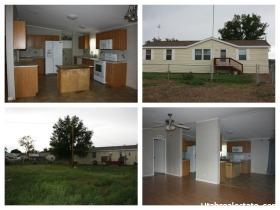 Home for sale at 245 W Main, Myton, UT  84052. Listed at 79900 with 3 bedrooms, 2 bathrooms and 1,400 total square feet