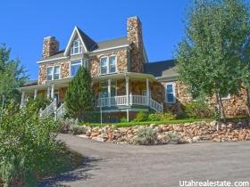 Home for sale at 2933 W Main Canyon Rd, Wallsburg, UT  84082. Listed at 799999 with 5 bedrooms, 5 bathrooms and 6,052 total square feet