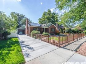 Home for sale at 1364 S 1800 East, Salt Lake City, UT  84108. Listed at 645000 with 4 bedrooms, 2 bathrooms and 2,256 total square feet