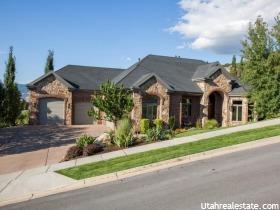 Casa Unifamiliar por un Venta en 4751 S SPRING MEADOW Circle Bountiful, Utah 84010 Estados Unidos