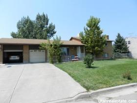 Home for sale at 939 N 2100 W, Maeser, UT  84078. Listed at 209000 with 4 bedrooms, 2 bathrooms and 1,944 total square feet