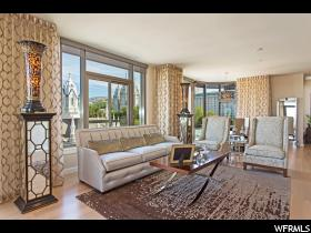 Home for sale at 99 W South Temple St #606, Salt Lake City, UT  84101. Listed at 1800000 with 3 bedrooms, 2 bathrooms and 2,256 total square feet